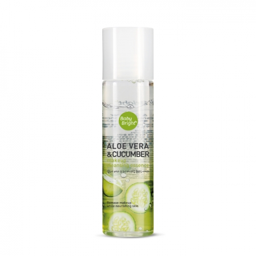 Aloe Vera & Cucumber Make up Cleansing Essence 100ml Baby Bright
